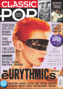Classic Pop issue 4 cover