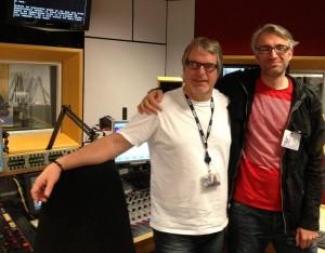 Ian Peel BBC