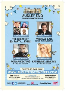 Audley End Ad (Classic Pop)