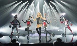 Kylie Minogue - Kiss Me Once Tour 2014