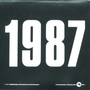 1987 what the fuck is going on