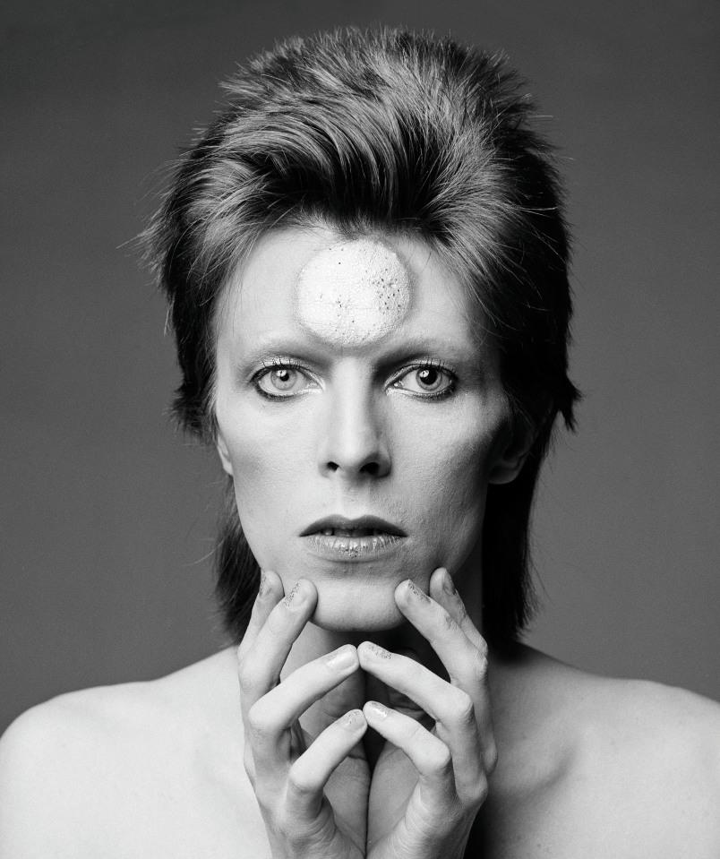 David Bowie announces ...
