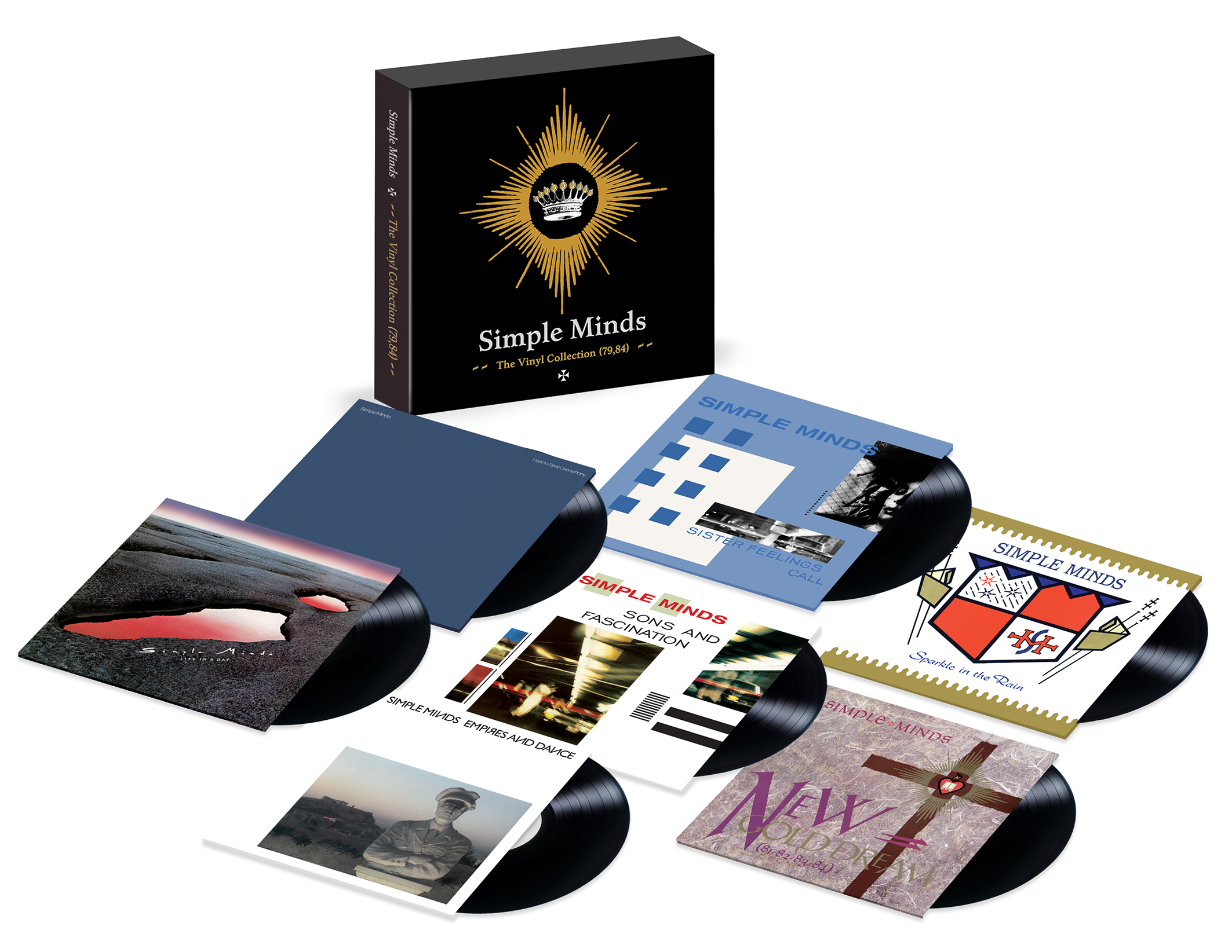 news simple minds gold dream disc super deluxe edition