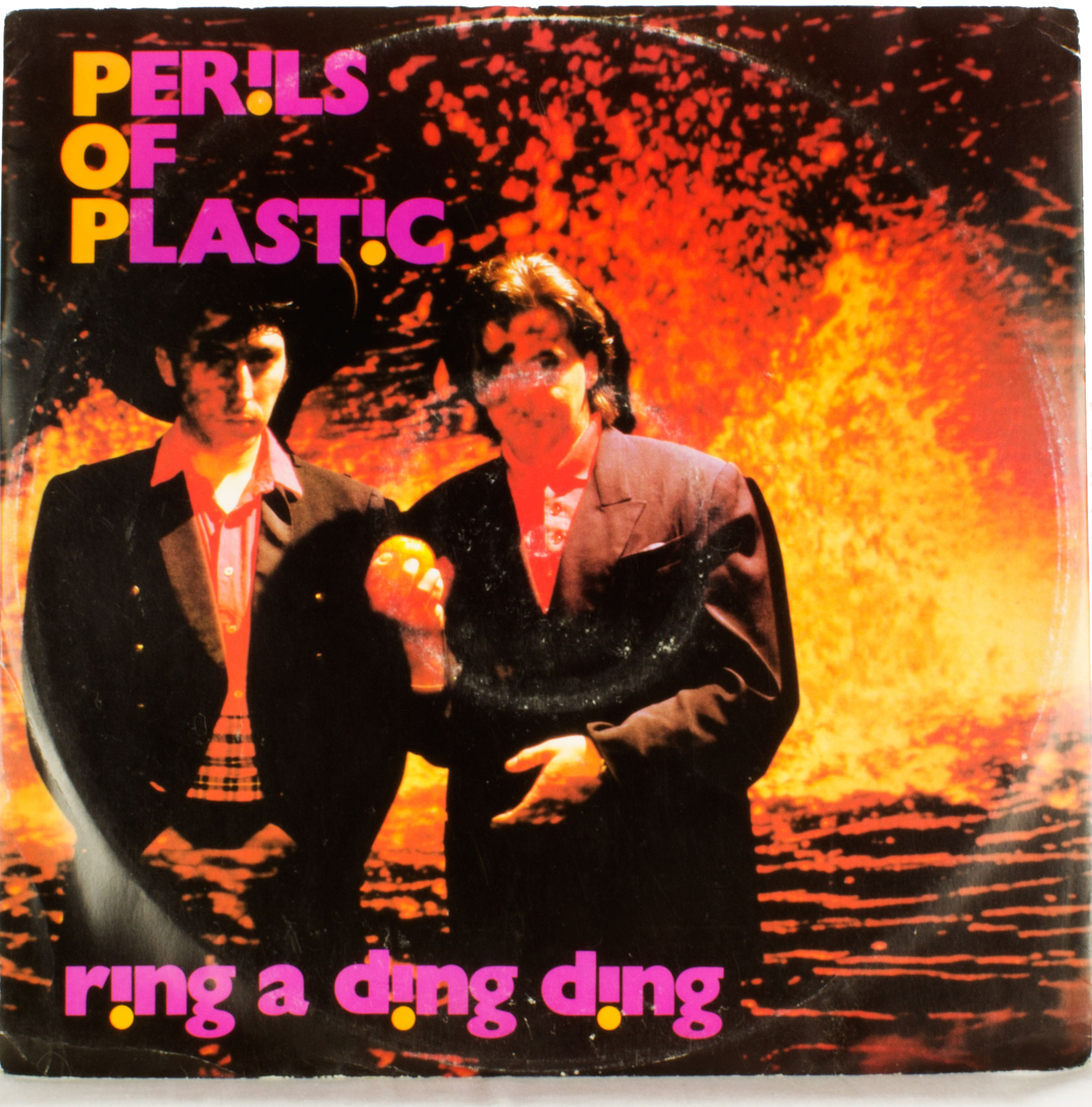 perils of plastic