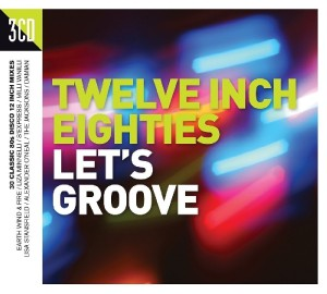 12-inch 80s Lets Groove