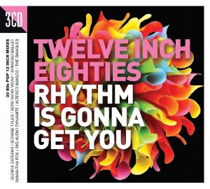 12-inch 80s Rhythm