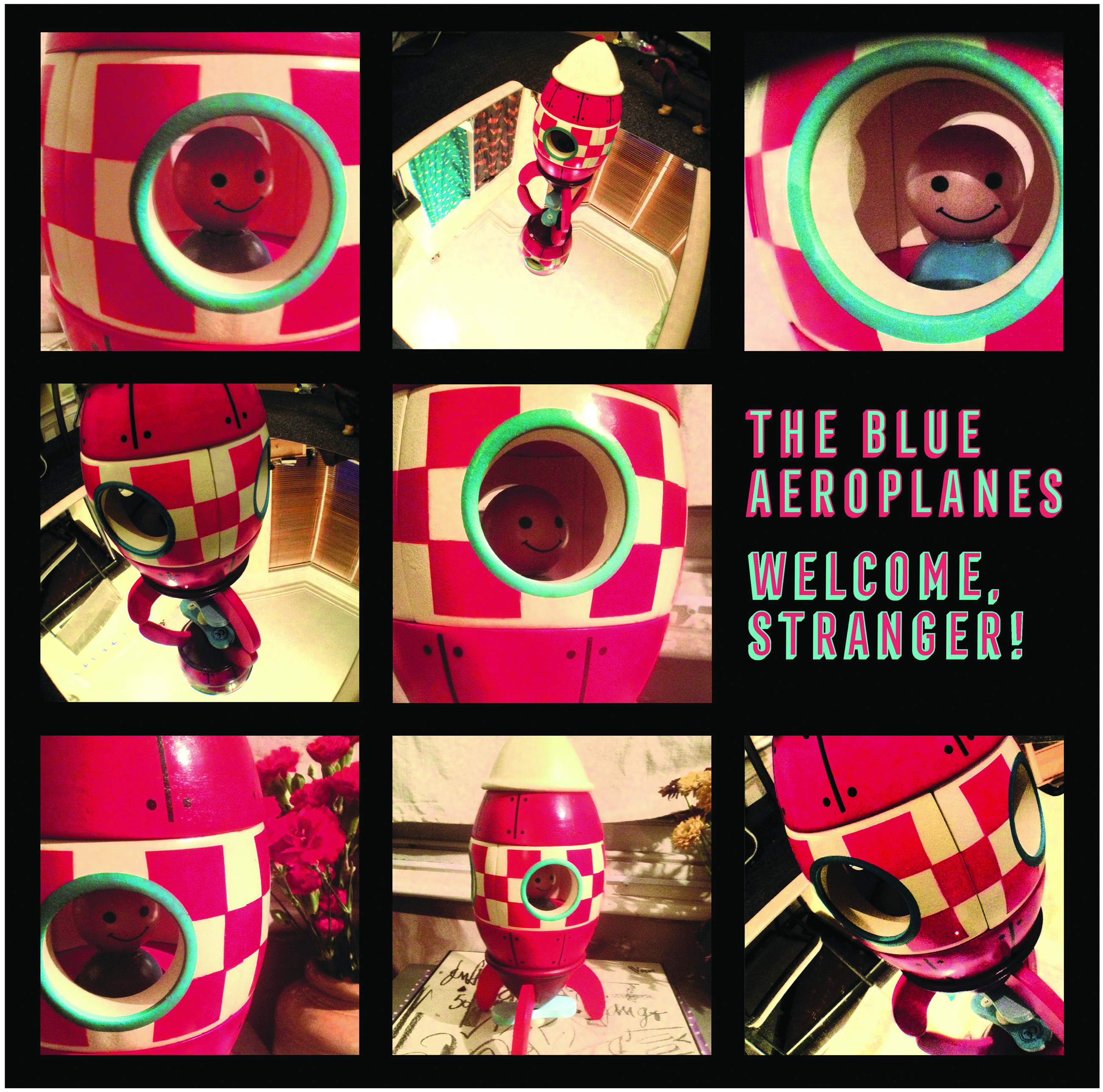 Welcome, Stranger!