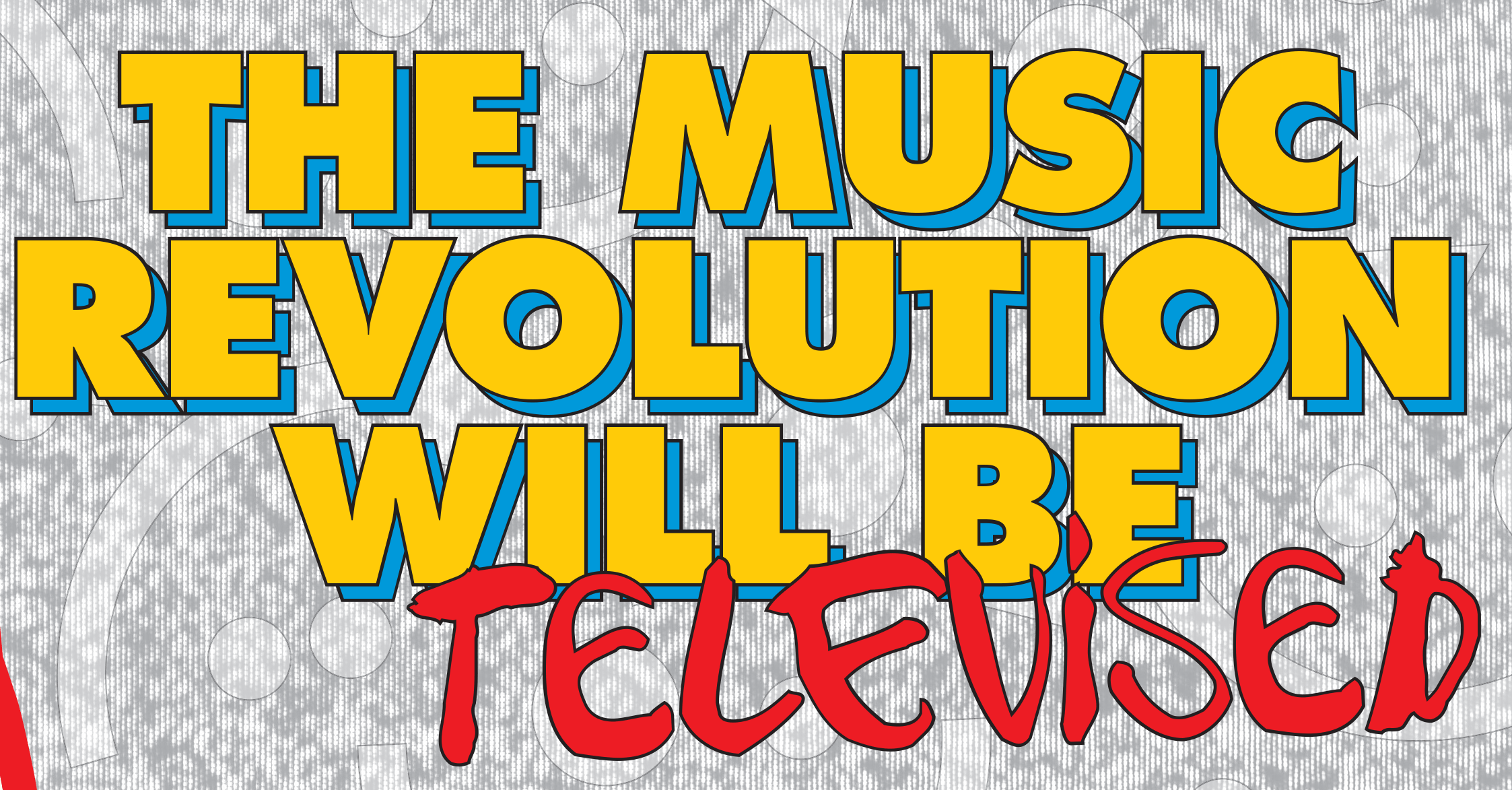 The Music Revolution Will Be Televised The Story Of Mtv