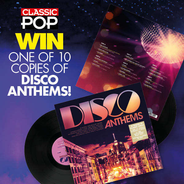 Win One Of 10 Copies Of Disco Anthems Classic Pop