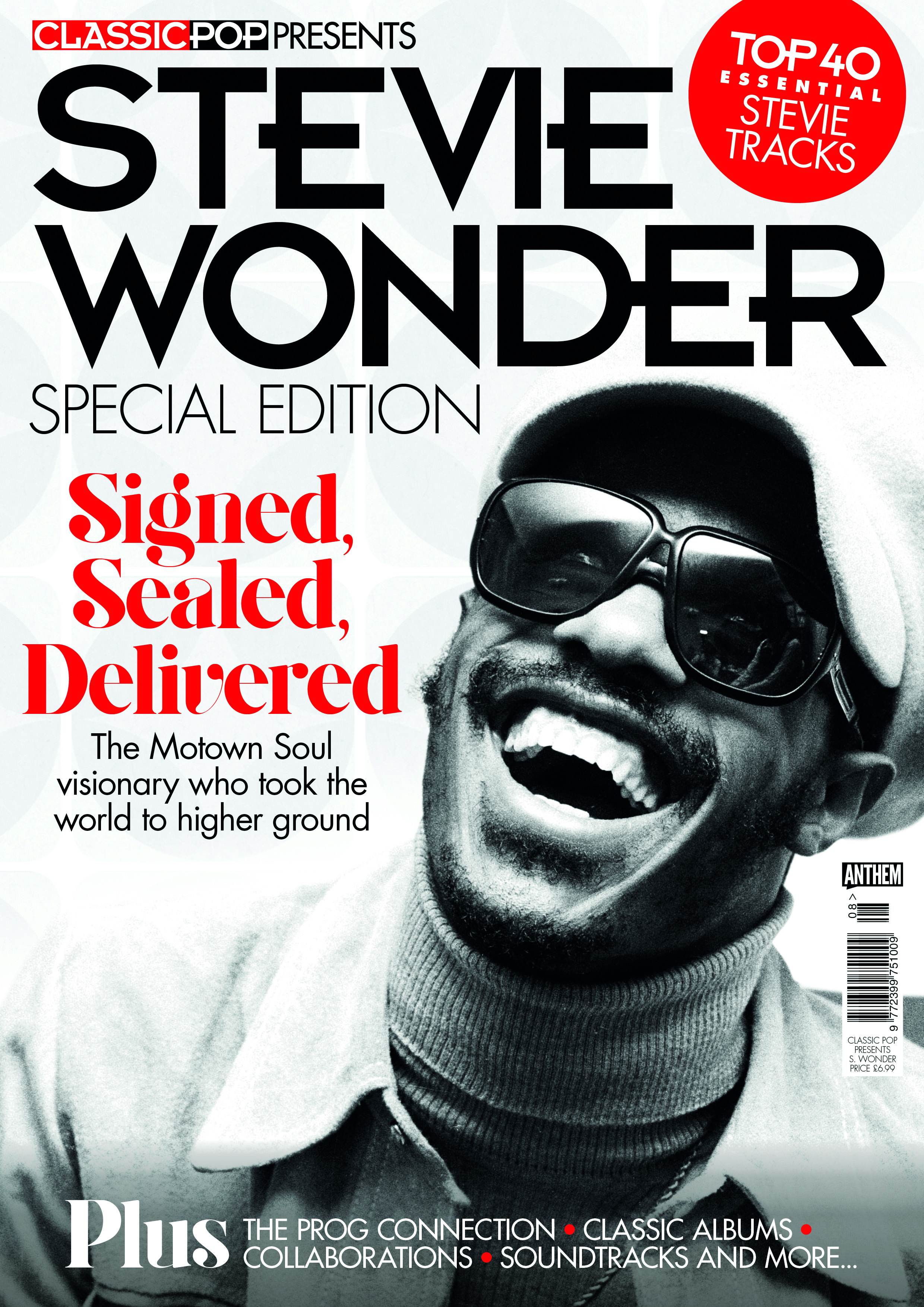 Classic Pop Presents Stevie Wonder Special Edition