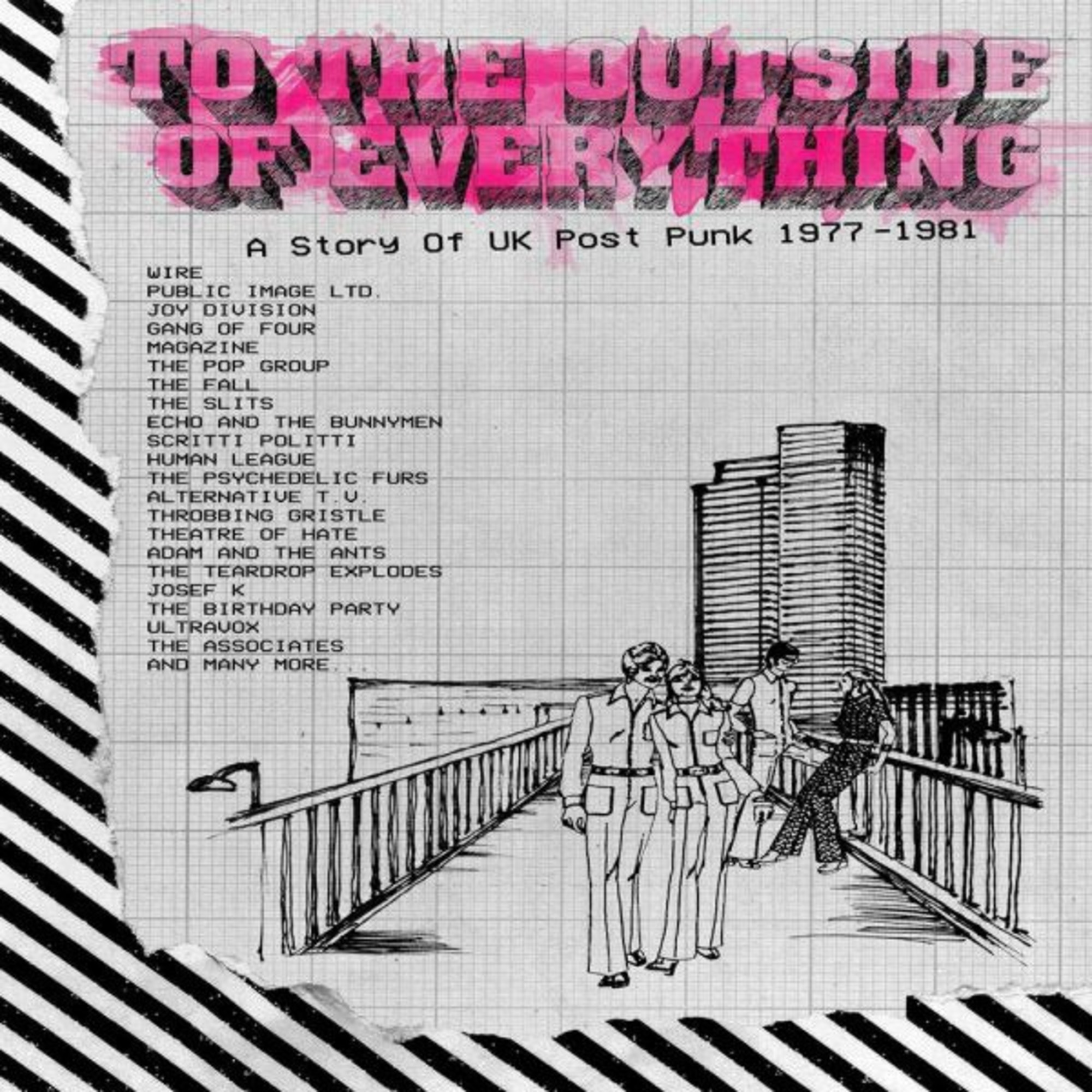 Various Artists - To The Outside of Everything: A Story of UK Post ...
