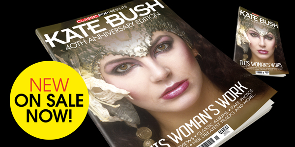 Classic Pop Presents: Kate Bush 40th Anniversary Edition - Classic