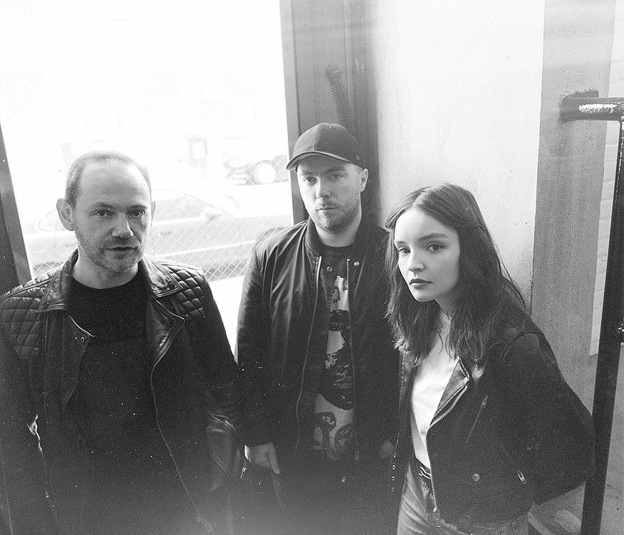 Keep The Faith: Chvrches interview - in the studio