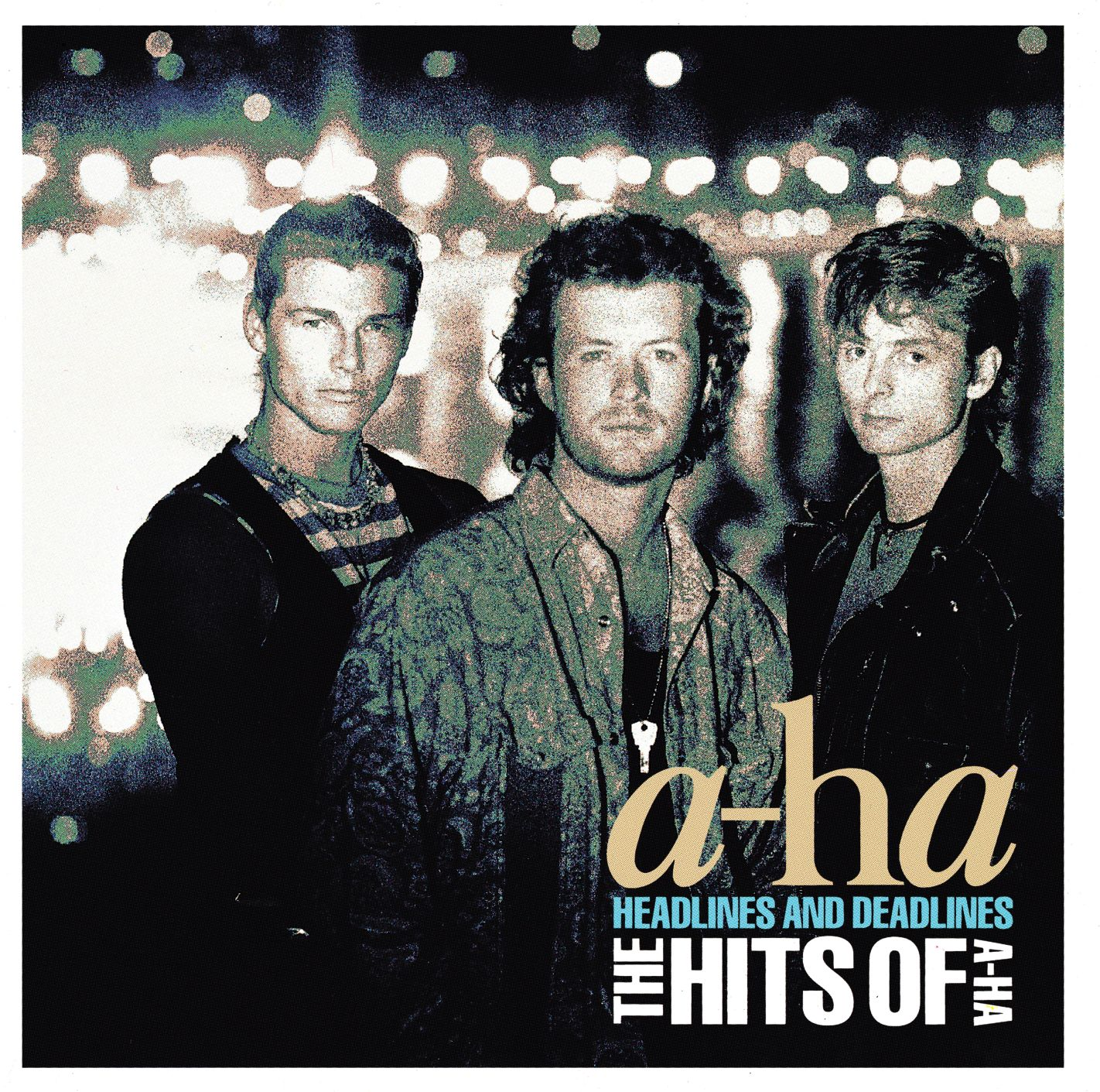 Competition: Win classic 80s greatest hits on vinyl! - A-ha - Headlines And Deadlines