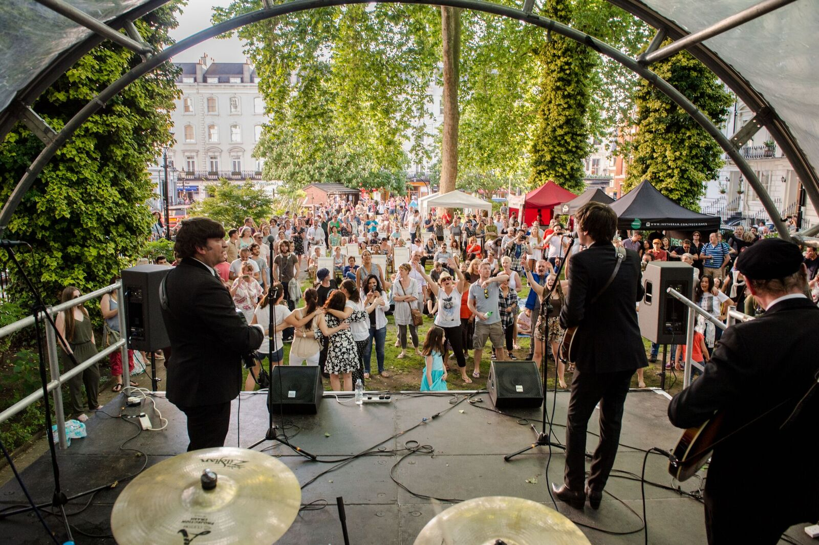 Paddington Covers - Paddington's Tribute Band Festival