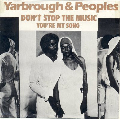 One Hit Wonders: Yarbrough & Peoples - Don't Stop The Music