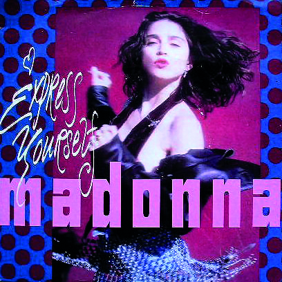 The Lowdown: Madonna - Express Yourself