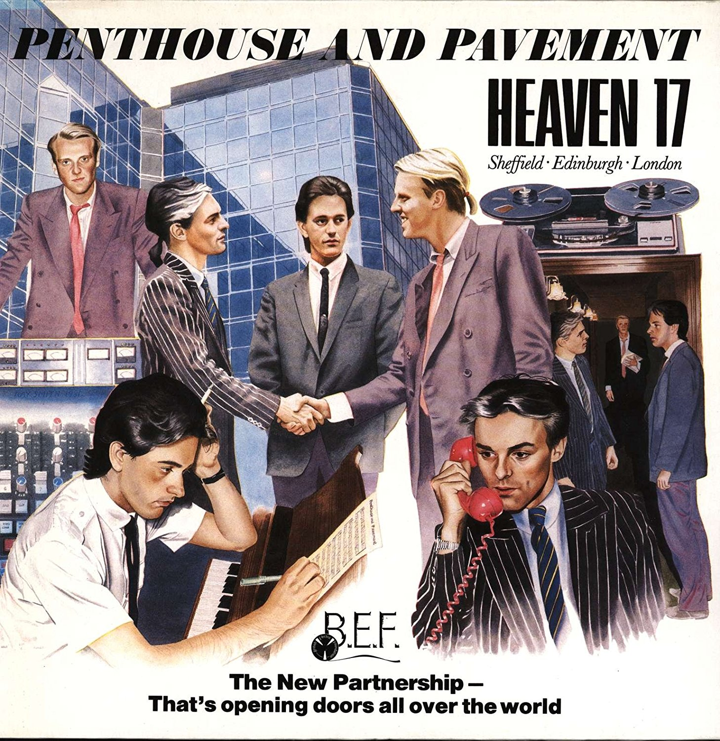 Classic Album: Penthouse And Pavement - Heaven 17