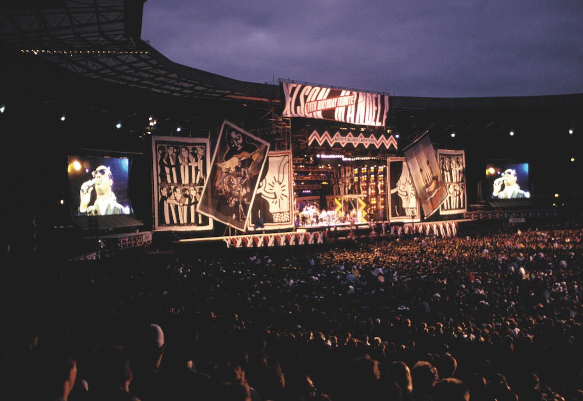 When Pop Went Political: Nelson Mandela 70th Birthday Tribute Concert