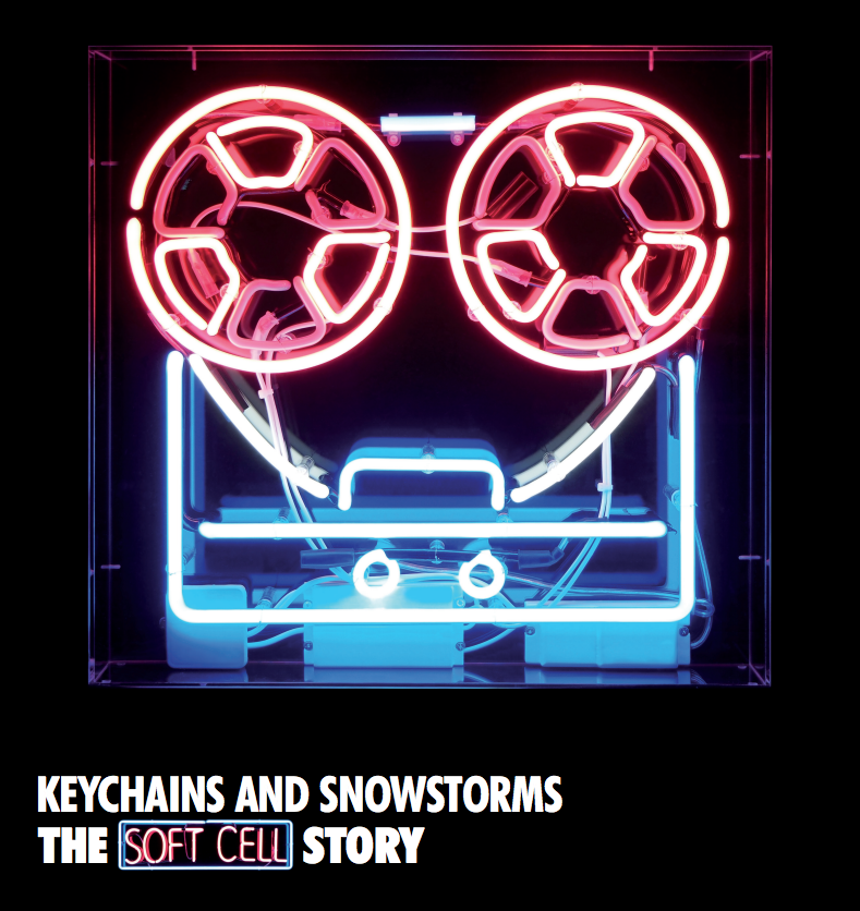 Keychains & Snowstorms: The Soft Cell Story Box Set release