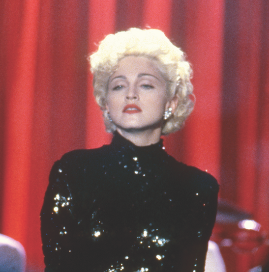 Who's That Girl: Madonna on film