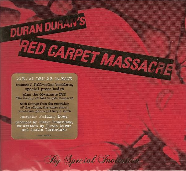 The Lowdown: Duran Duran - Red Carpet Massacre