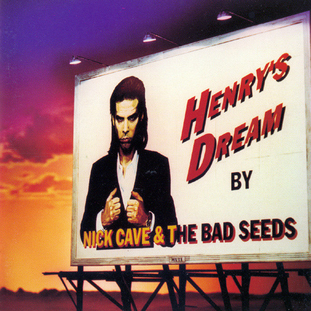 Pop Art: Richard Smith of Area interview - Nick Cave & The Bad Seeds - Henry's Dream