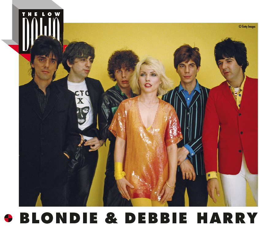 The Lowdown: Blondie & Debbie Harry