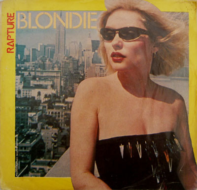 The Lowdown: Blondie & Debbie Harry - Rapture