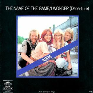 The Lowdown: ABBA - The Name Of The Game