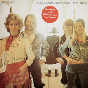 The Lowdown: ABBA - Waterloo