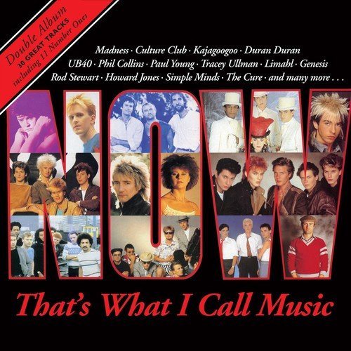 Review: Various Artists - Now That's What I Call Music! 1