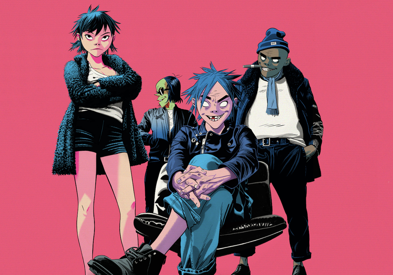 Review: Gorillaz - The Now Now
