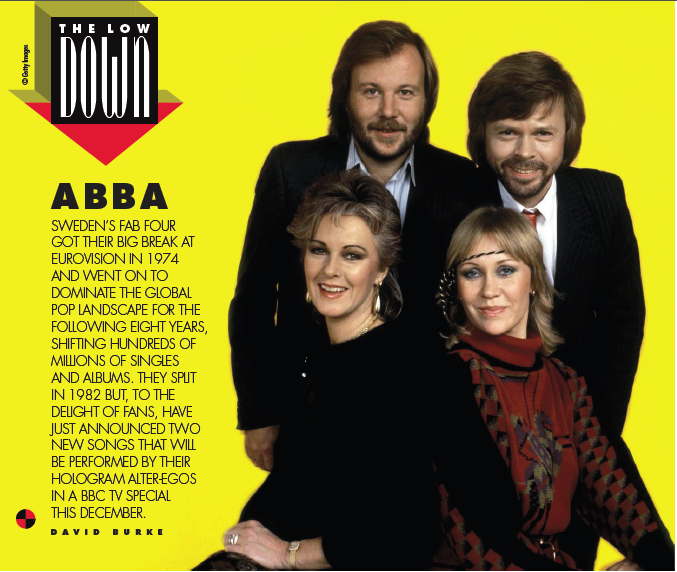 The Lowdown: ABBA