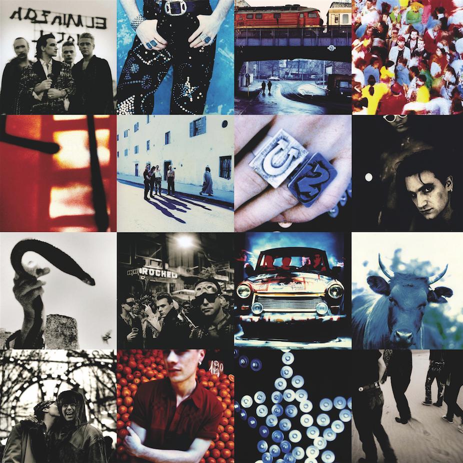 Art of the Album: U2 - Achtung Baby