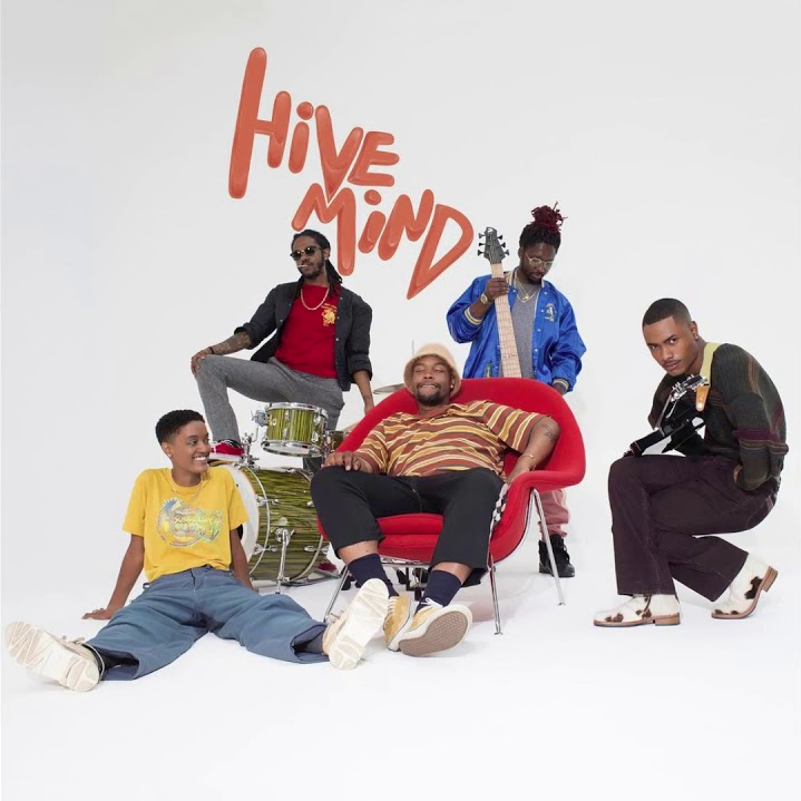 Review: The Internet - Hive Mind