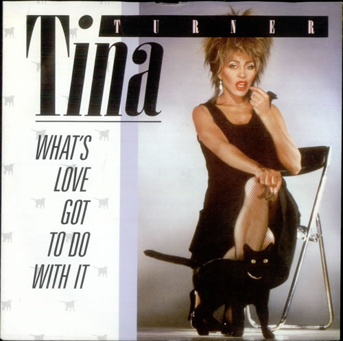 Coming Around Again: 60s resurgence in the 80s - Tina Turner