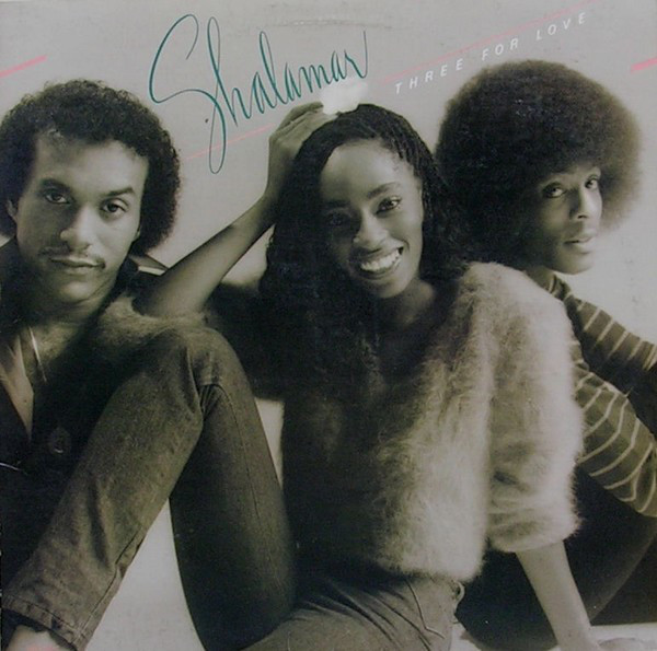 Lost & Found: Shalamar - Three For Love
