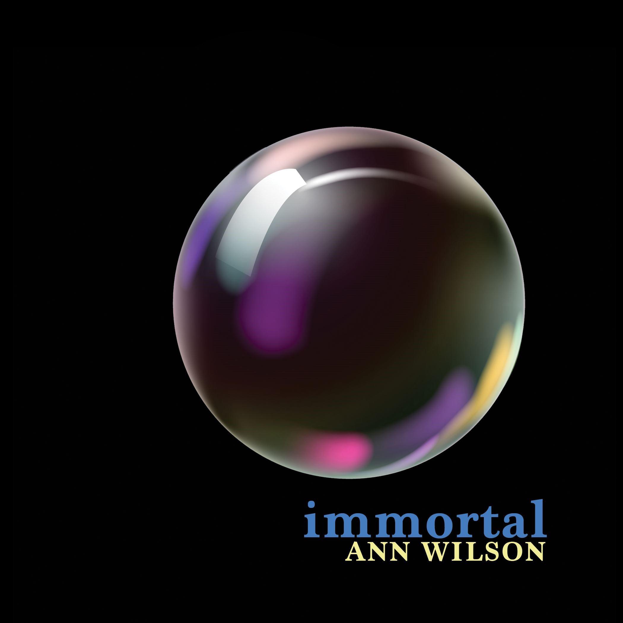 Review: Ann Wilson - Immortal