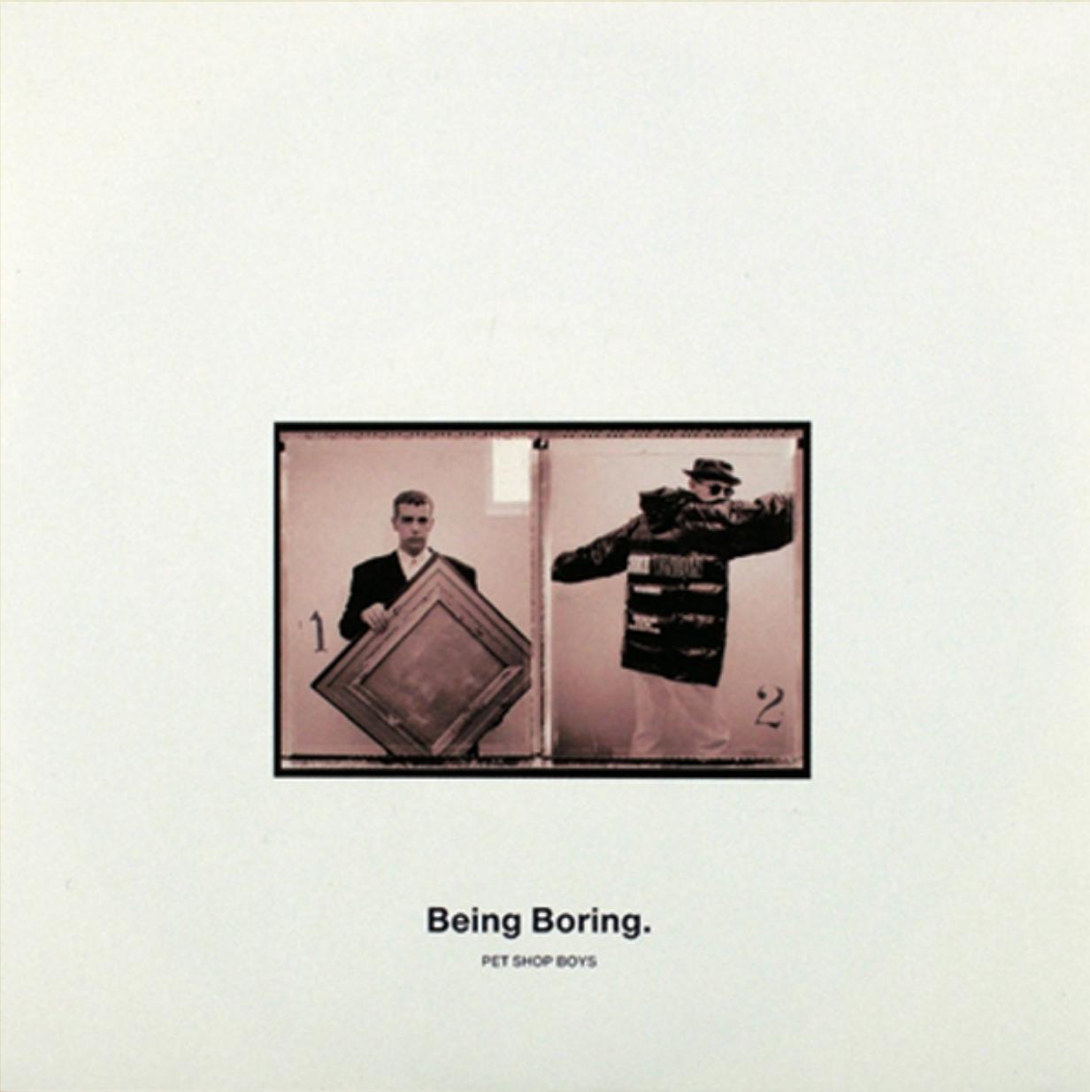 The Lowdown: Pet Shop Boys - Being Boring