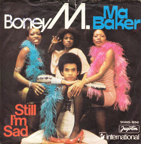Can You Believe Your Ears? Stars that weren't what they seemed - Boney M.