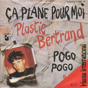Can You Believe Your Ears? Stars that weren't what they seemed - Plastic Bertrand