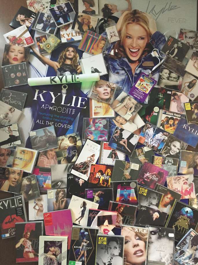 Superfan: Kylie Minogue - Owen Lambourn