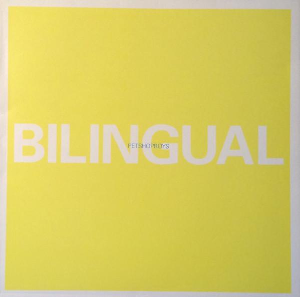 The Lowdown: Pet Shop Boys - Bilingual