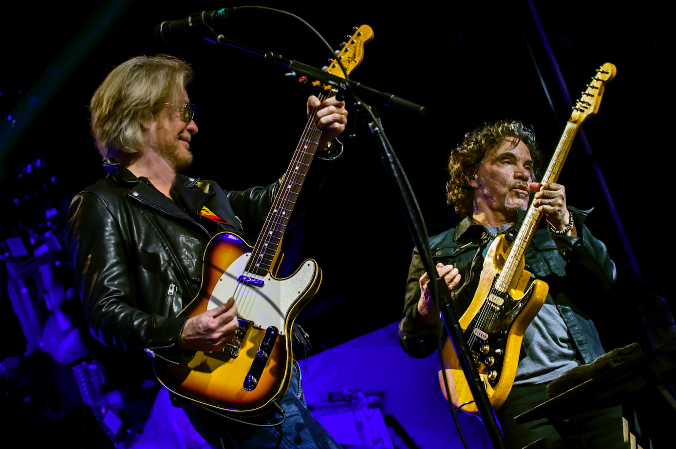 Daryl Hall & John Oates announce first UK tour in five years
