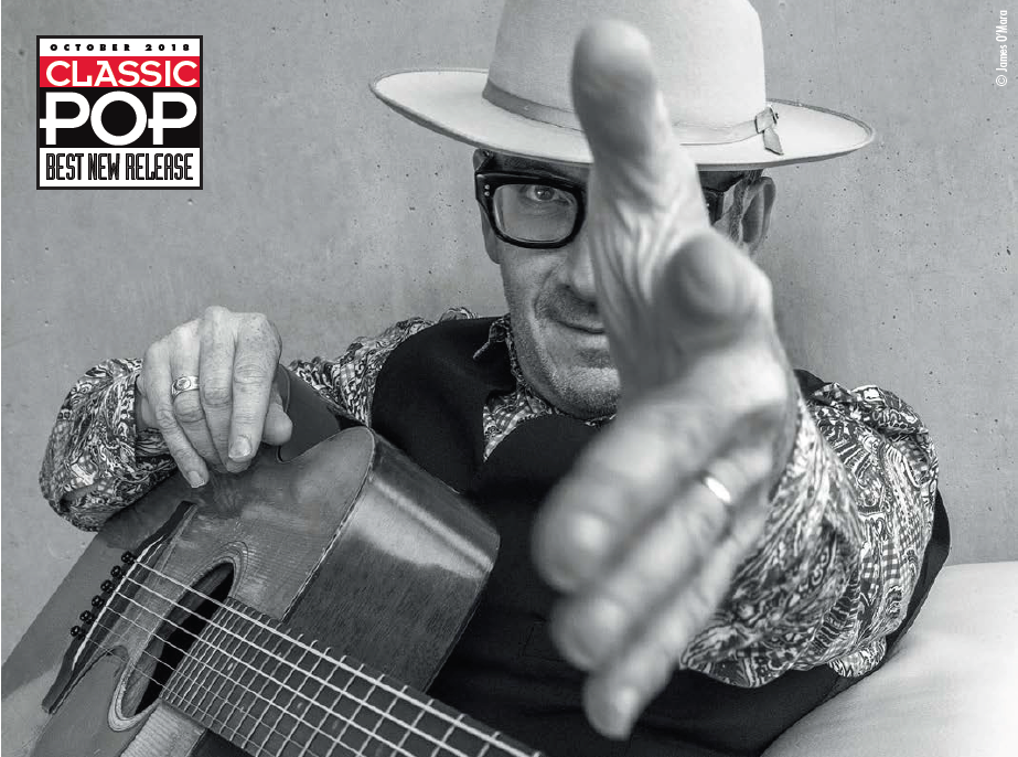 Review: Elvis Costello & The Imposters - Look Now