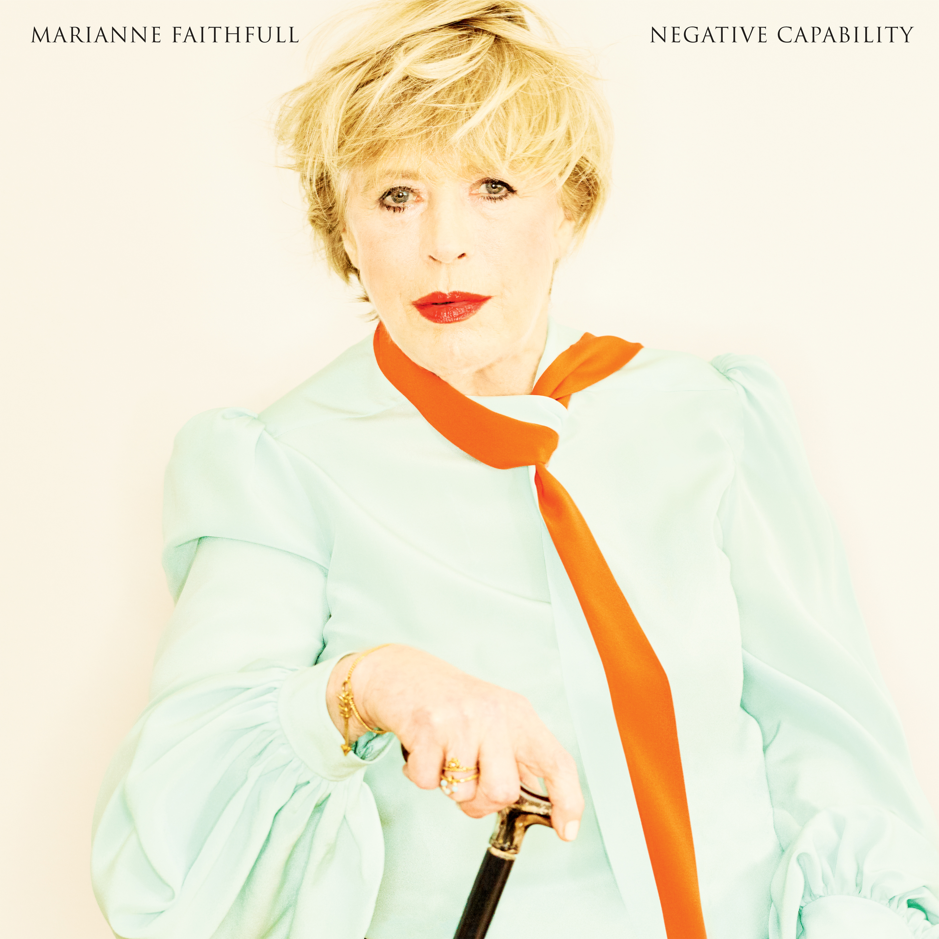 Review: Marianne Faithfull - Negative Capability