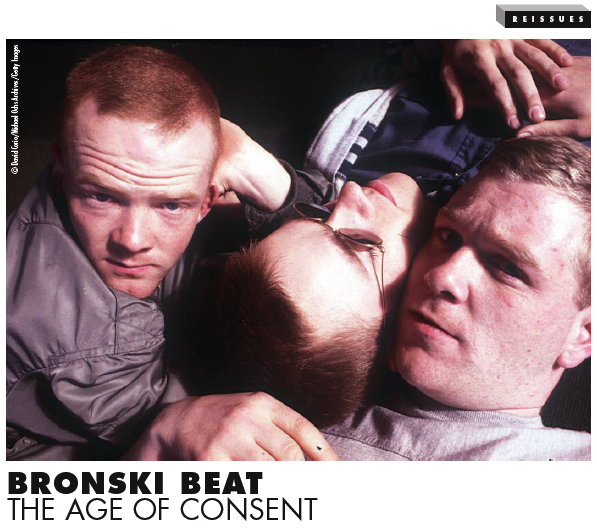 Review: Bronski Beat - The Age Of Consent