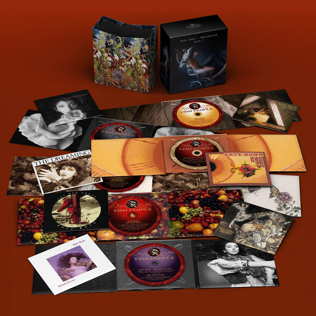 Review: Kate Bush - Remastered In Vinyl And CD