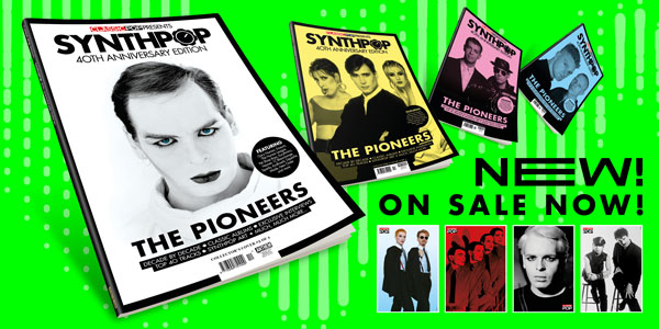 Classic Pop Presents Synth-Pop is now on sale! - Classic Pop